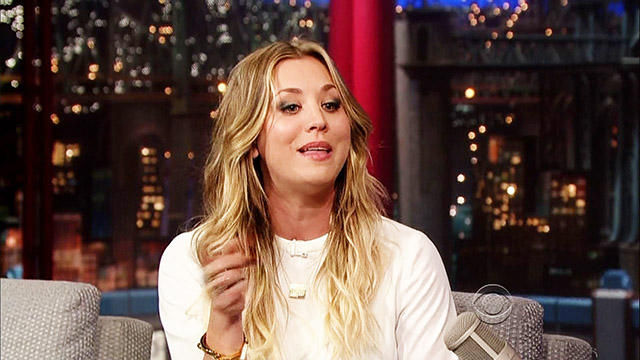 News video: Kaley Cuoco's Strange New Family Member