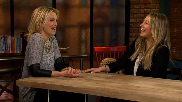 News video: Haylie Duff: What Keeps Me Off Social Media