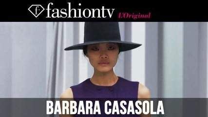 News video: Barbara Casasola Fall/Winter 2014-15 | London Fashion Week LFW | FashionTV